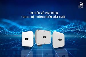 Inverter- biến tần hòa lưới có vai trò gì